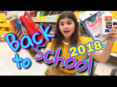 Ееее BACK TO SCHOOL 2018!!! Покупка ровно на $90😱 Американская канцелярия для школы Shopping
