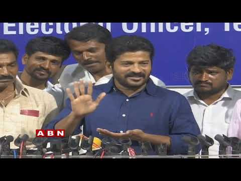 Revanth Reddy speaks to Media over TRS Party Election Campaign & Irregularities | Part 2