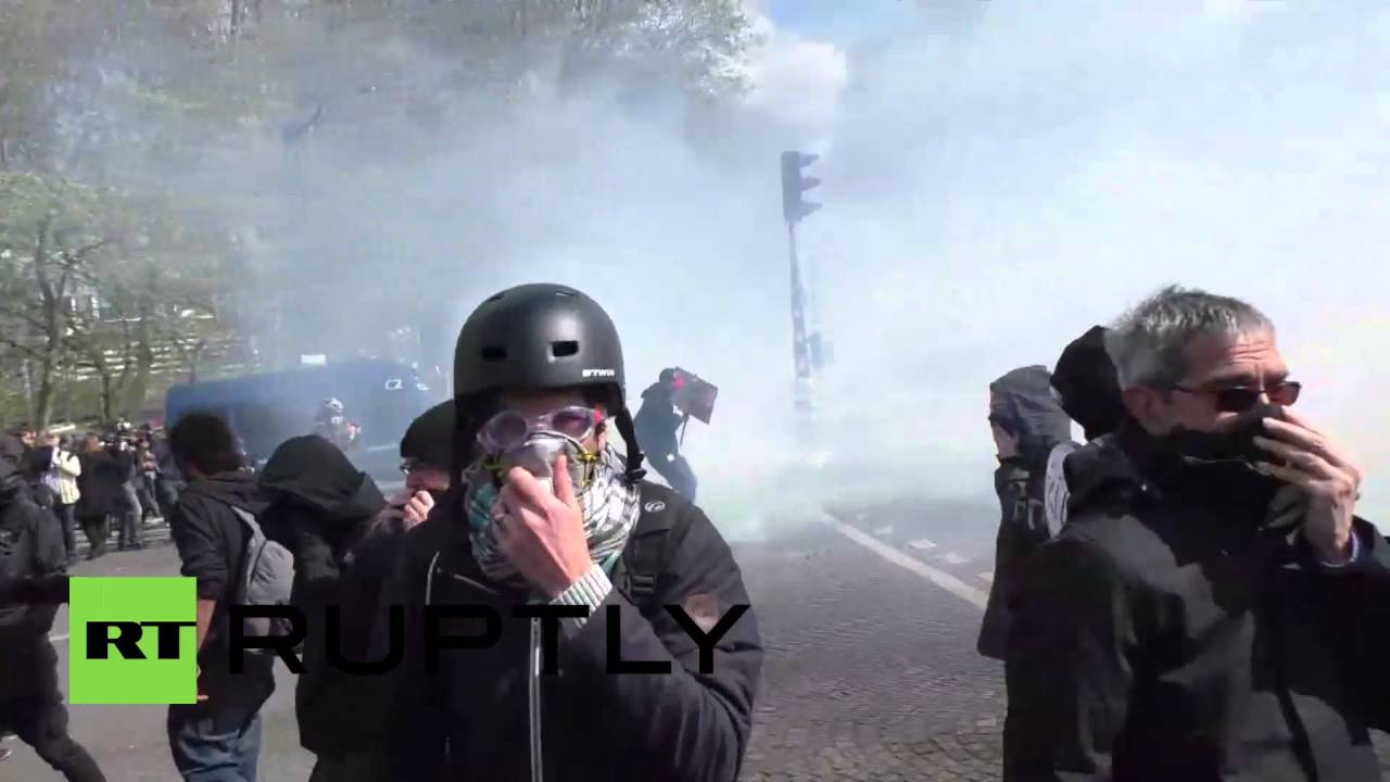 124 embert vettek őrizetbe Franciaországban