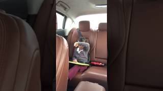 Girl gets mad at father for buying an exotic car