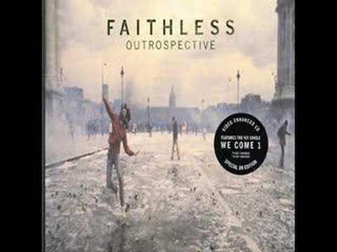 Faithless - Giving Myself Away
