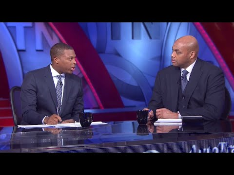 Inside The NBA (on TNT) Tip-Off - Crew talks Thunder Trade/Suns Trade/Kyle Lowry - Feb. 19, 2015