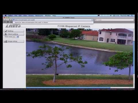 Mac IP Camera Viewer for Zavio Cameras