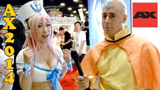 Anime Expo Cosplay Best Cosplay 2014 Edition