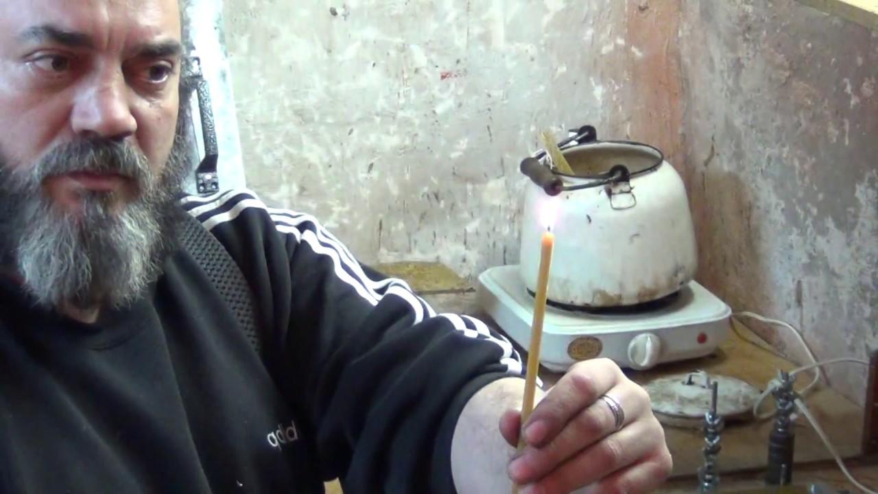 Изготовление вощины в домашних условиях своими руками