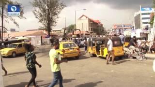 Eyewitness Report: 30 Seconds Agidingbi Robbery Caught On Camera