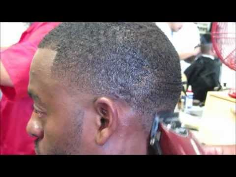 How to Taper Fade Haircut Clipper Video Fordy4