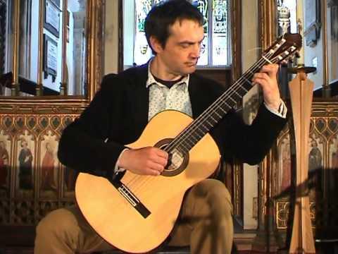 Fernando Sor - Estudio 1 Op6 No8