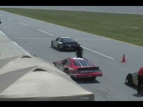 Wendell Pate at Talladega Part 1