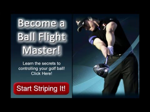 How to Hit a Draw - The TWO Secrets to Hitting a Draw in Golf (RST - #1 Golf Instruction System)