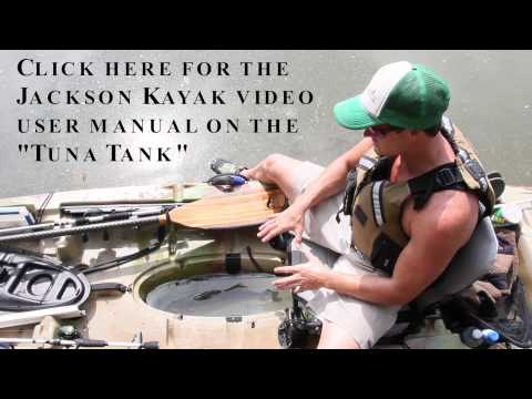 Jackson Kayak Big Tuna Walkthrough Video
