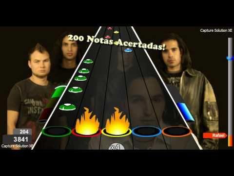 Guitar Flash - Andragonia - Silent Screams - 100% FC | Rafael Domingos