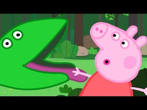 Peppa Pig English Episodes - Compilation 2  - Cartoons for Children