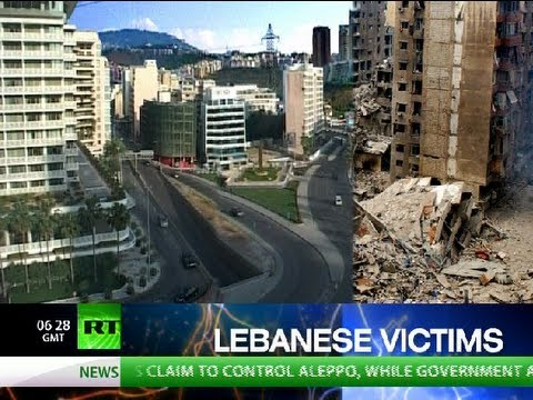 CrossTalk on Lebanon: Victim of Syrian War?