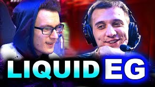 LIQUID vs EG - WHAT A GAME! - TI9 THE INTERNATIONAL 2019 DOTA 2