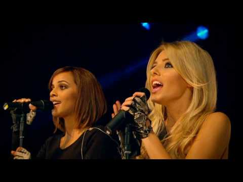 The Saturdays - Forever Is Over (bbc Switch Live - 15th November 2009) video