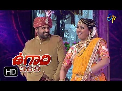 Roja, Shekar Master | Naruda O Naruda Dance | Ugadi 369 | 29th March 2017 | ETV Telugu thumbnail