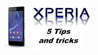 Download Tips and Tricks Sony XPERIA Z1, Z2, Z3, Z5 - Secrets, Safe Mode, Hidden Test Developer Menu, Reset 3Gp Mp4
