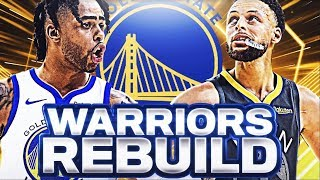 """Rebuilding"" the Golden State Warriors...kind of"