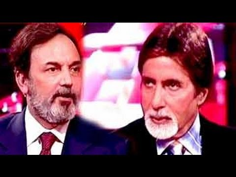 India Questions Amitabh Bachchan (aired: February 2007) video