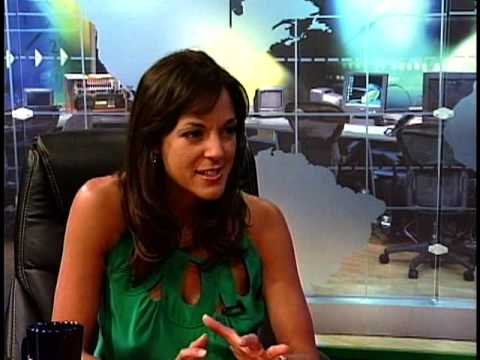 Eva LaRue on Charter Communications CNN Local Edition discussing Ovarian Cancer Video