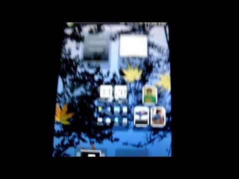 Android 2.2 Froyo w/ HTC Sense Booting & Running on HTC HD2 - Fully Functional!