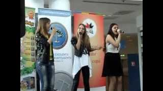 Crina si Alexia Bucur cover We Found Love - Miruna Popescu ,Bianca Stoica,Crina Bucur-Mama Do