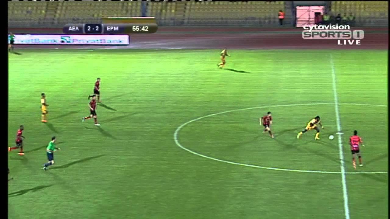 AEL Limassol 2-3 Ermis Aradippou