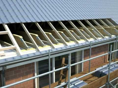 Simpson Strong Tie I Loft Roof Conversion System Youtube