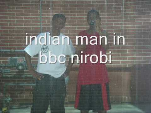 indian man in bbc nirobi Video