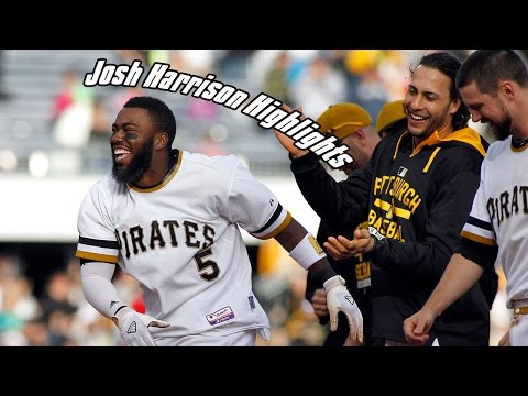Josh Harrison 2015 Highlights (HD)