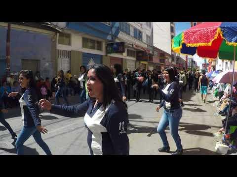 Sambitas la Paz, 1er Convite Carnaval Oruro 2018 (1)