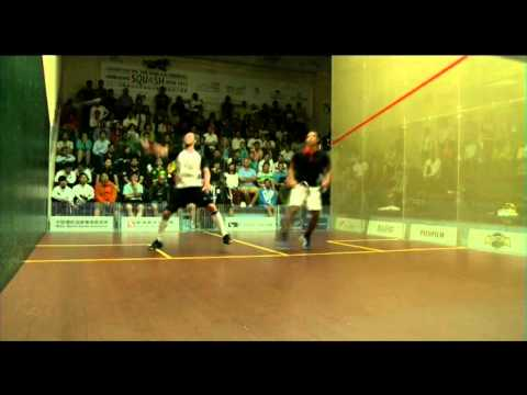 SQUASH: August Shot Of The Month - Contenders