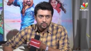 Surya Talks About Anjaan Movie | Interview | Samantha, Vidyut Jamwal