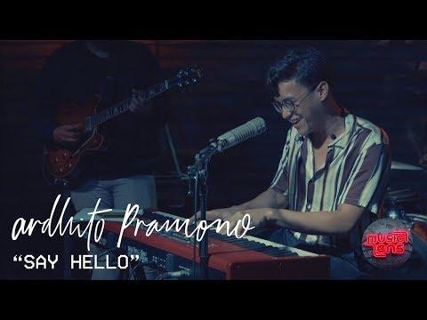 Download Ardhito Pramono – Say Hello Live Studio Session Mp4 baru