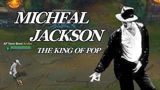 LOL Michael Jackson CHAMPION REVEAL!