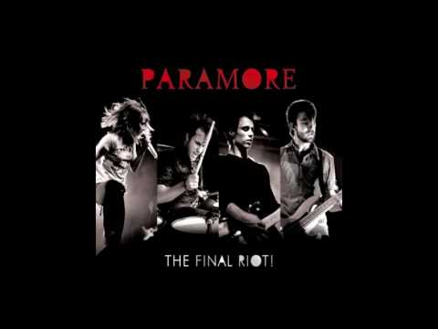 Paramore - The Final Riot (Full Album)