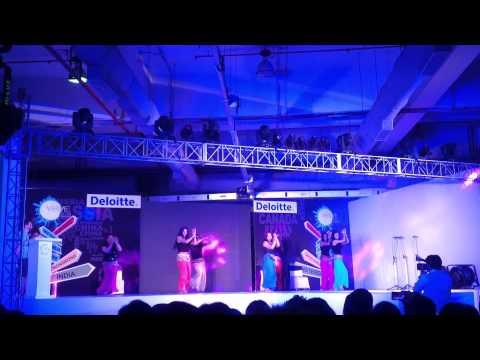 Belly Dancing - Verve 2014 - Deloitte