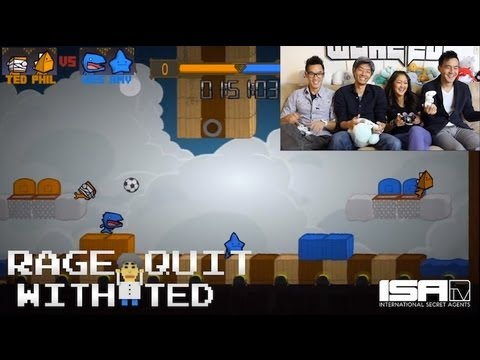 BattleBlock Theater - Rage Quit with Ted Ep. 12 (Finale)