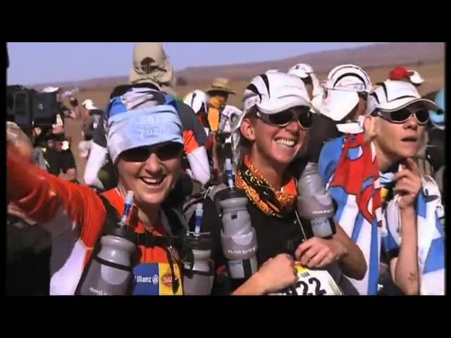 teaser Sultan Marathon des Sables 2013