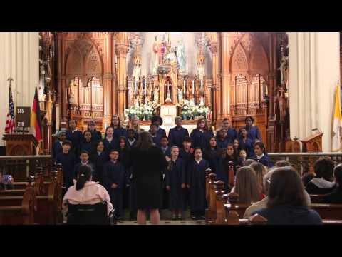 True Colors - Metro Catholic School Choir - 05/08/2014