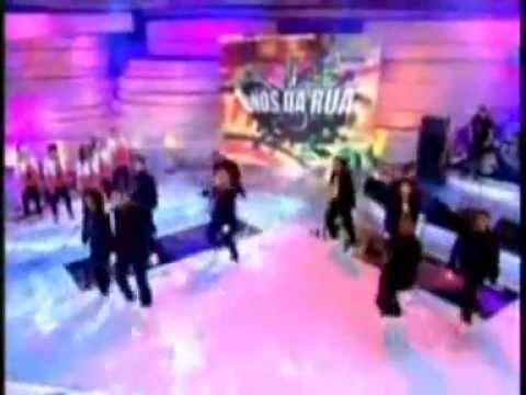 CONCURSO DE DANÇA DE RUA - TV XUXA 2011 (SEMIFINAL) - Cia. Nós Da Rua