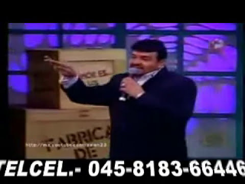 OMAR ALONSO COMEDIANTES MEXICANOS