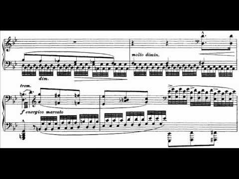 Лист Ференц - Этюды по Паганини 1.