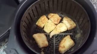 PEIXE FRITO NA AIR FRYER