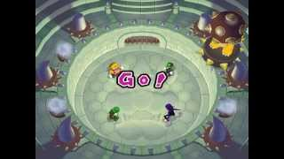 Mario Party 6 minigame: Pit Boss 60fps