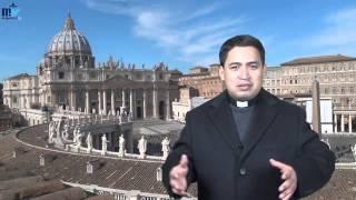 Testimonio - P. Benjamin Bueno en última audiencia del Papa Benedicto XVI - MagnificatTV