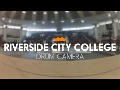 Remo + Riverside City College: Drum Camera