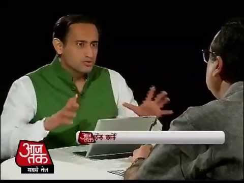 Seedhi Baat: Food Security Bill passed as ordinance due to Opposition, says Ajay Maken