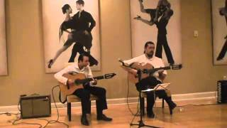 Gitana Judia by Alex Gorodezky and Vadim Kolpakov - Via Romen Guitar Duo.